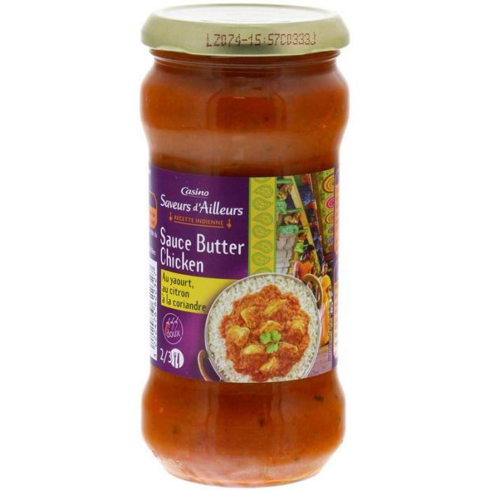 Sauce Butterchicken - 350 g