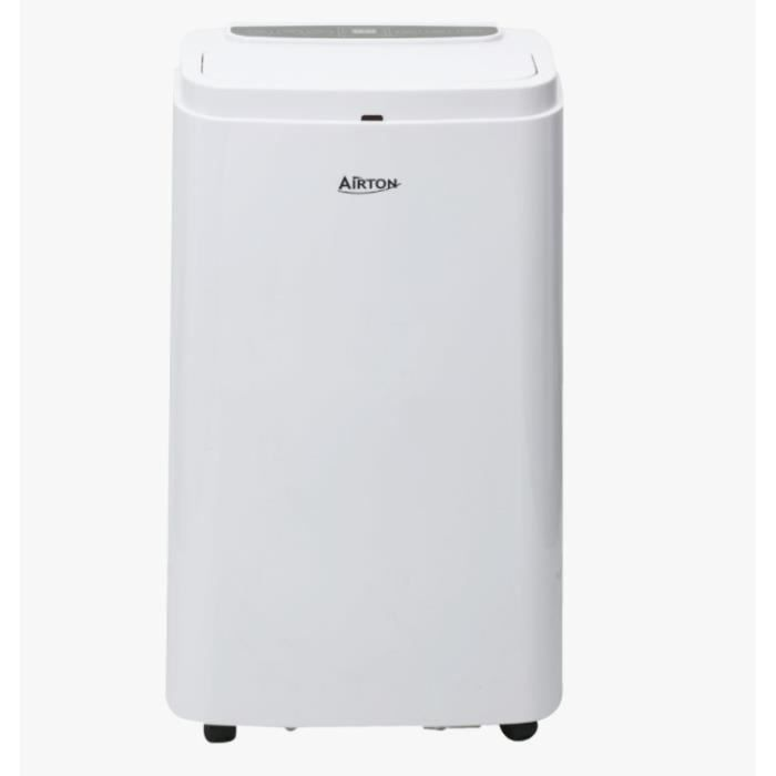 airton climatiseur mobile r versible 3500w 12000 btu froid. Black Bedroom Furniture Sets. Home Design Ideas