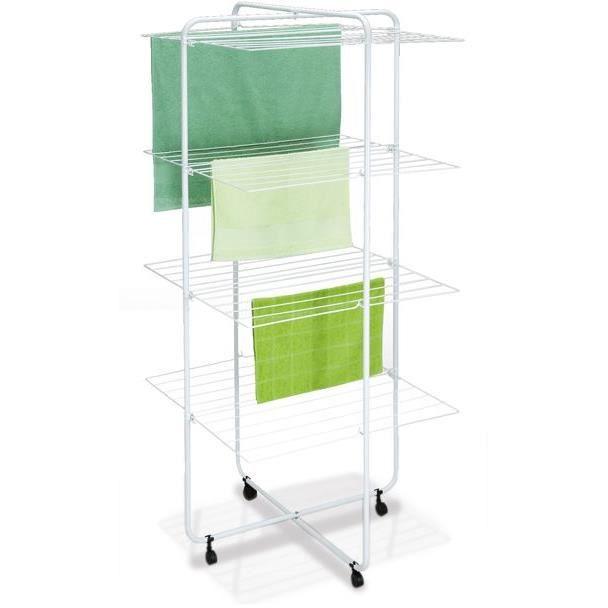 Plastique 03# Green oobest Coupe-Vent /à Suspendre S/échoir /à Linge Pliable Portable /Étendoir avec 32/Clips pour V/êtements Underwears Chaussettes