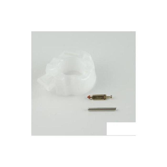 kit Reparation axe+pointeau Motodak Flotteur carbu dellorto phbn//phva 3.5g