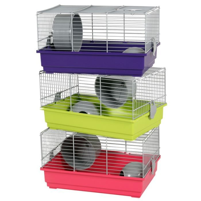 cage hamster souris jordy baby achat vente cage cage. Black Bedroom Furniture Sets. Home Design Ideas