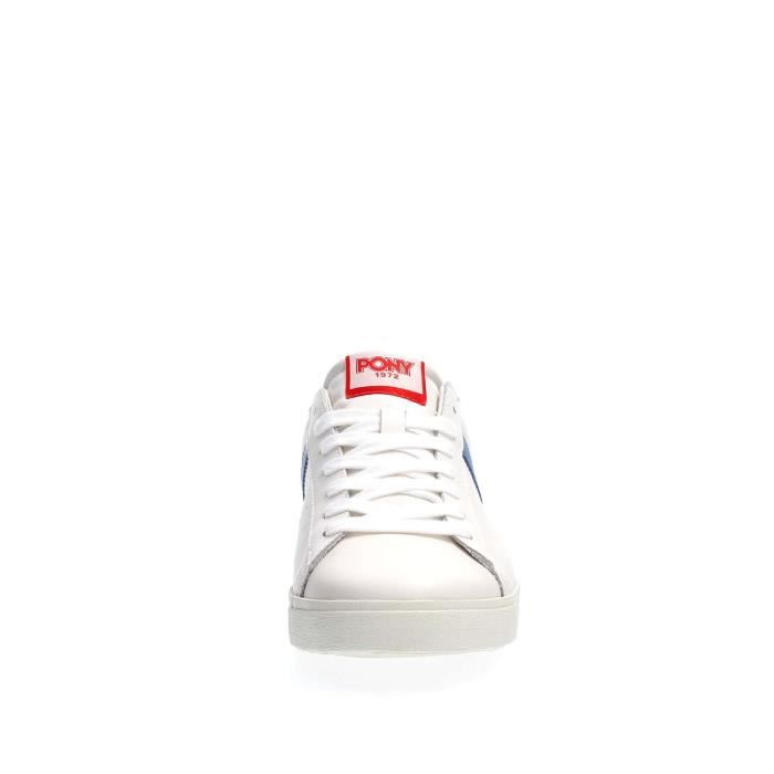 PONY SNEAKERS Homme White bluette, 40