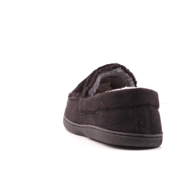 Black Toasty Loafer Slippers I1TQO Taille-43 n9kLH9g