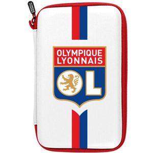 HOUSSE DE TRANSPORT Sacoche Olympique Lyonnais pour Nintendo DS, 3DS,