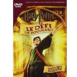 DVD DESSIN ANIMÉ DVD Harry Potter, le défi de Poudlard