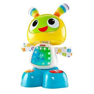 CHAPITRE Fisher-Price CGV43 Dance and Move Beatbo, Baby Rob