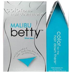 DÉCOLORATION POILS Teinture intime Betty Beauty Malibu bleu