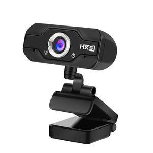 WEBCAM Mode HD Webcam 720P Longueur focale fixe USB2.0 Or