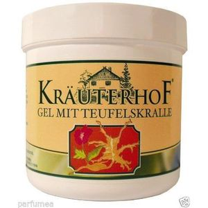 HUILE - LAIT MASSAGE Kräuterhof Gel de massage griffe du diable eucalyp