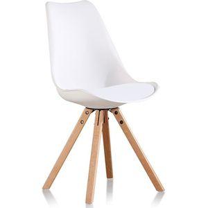 design blanche Chaise salle Helsinki à manger m0w8nNv