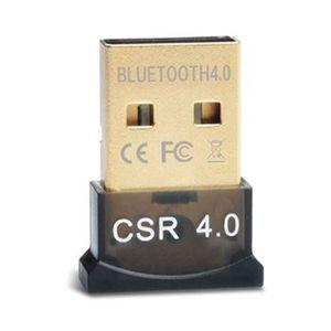 ADAPTATEUR BLUETOOTH USB Bluetooth 4.0 Adaptateur, Adaptateur pour PC W