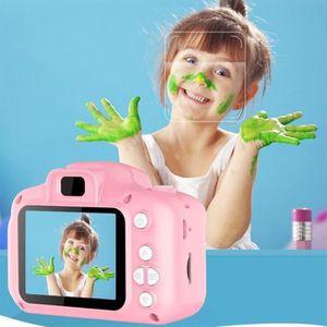 APPAREIL PHOTO ENFANT Cadeau pour Appareil Photo pour Enfant 3-8 Ans Fil