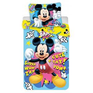 PARURE DE DRAP Mickey Mouse Disney - Parure de Lit Enfant - Houss