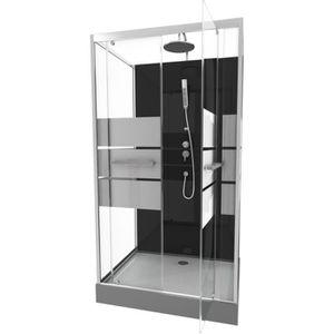 CABINE DE DOUCHE AURLANE cabine de douche study 110x80x225cm