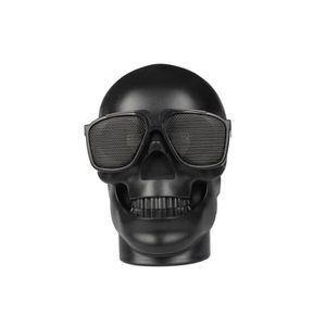 ENCEINTE NOMADE Enceinte haut-parleurs sans fil Bluetooth crâne su