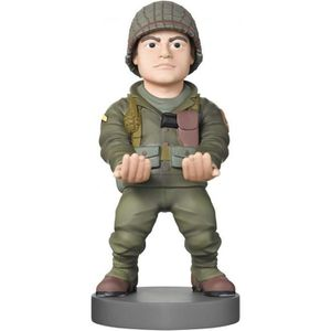 FIGURINE - PERSONNAGE Figurine Support manette Call of Duty WWII Camoufl