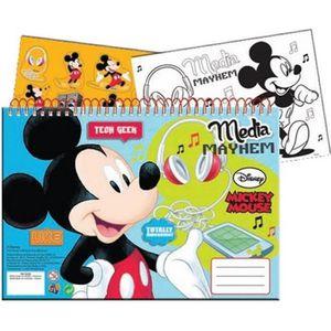 LIVRE DE COLORIAGE Cahier de dessin, livre de coloriage A4 + Stickers