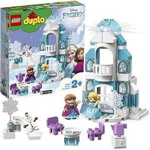 ASSEMBLAGE CONSTRUCTION LEGO®-DUPLO® Disney PrincessTM Le château de la Re