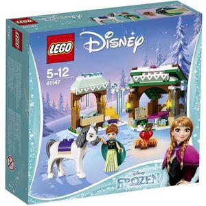 ASSEMBLAGE CONSTRUCTION LEGO® La Reine des Neiges 41147 L'Aventure enneigé