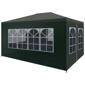 TONNELLE - BARNUM Lixada Tente de Reception Tente de jardin chapitea