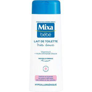 LAIT - LINIMENT Lait de toilette très doux 250ml Mixa Bébé