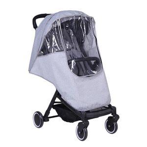 HABILLAGE PLUIE  MOGOI Habillage pluie poussette bébé Housse protec