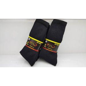 CHAUSSETTES Lot de 10 paires de chaussettes tennis sport pour