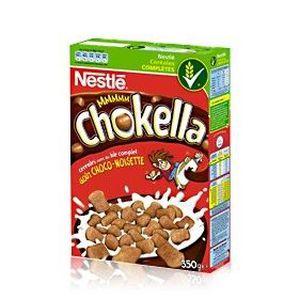 MUESLI FLOCON CHOKELLA Céréales goût choco-noisette - 350 g