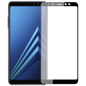FILM PROTECT. TÉLÉPHONE Samsung A8 2018 - Film protection écran en verre t