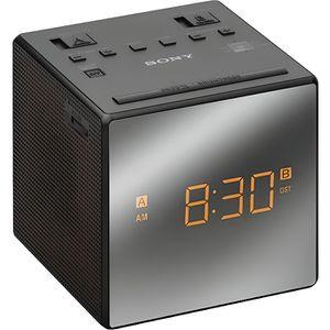 Radio réveil SONY  ICFC1TB.CED - Radio réveil avec projection d