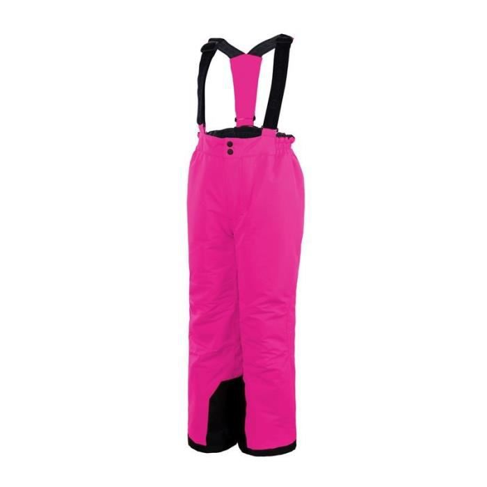 COLOR KIDS Pantalon de Ski Salix Rose