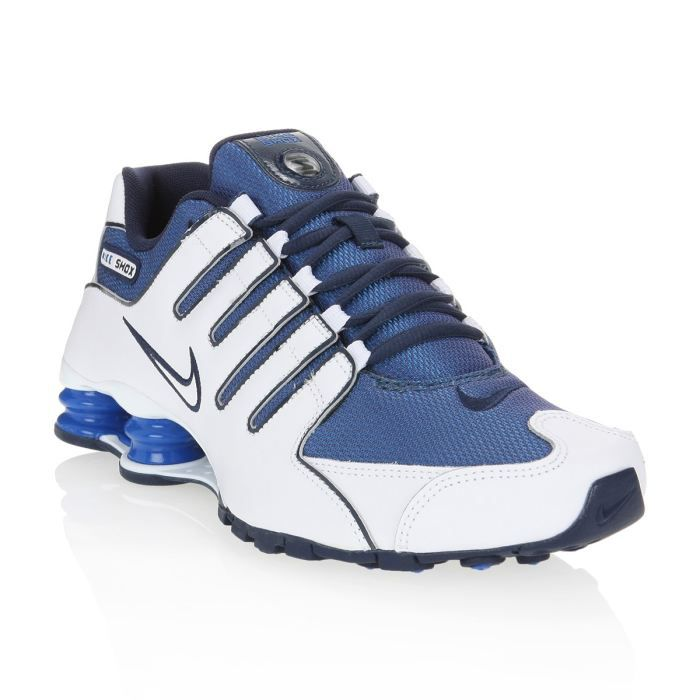 best website e3460 1b3b8 BASKET NIKE Baskets Shox NZ Homme