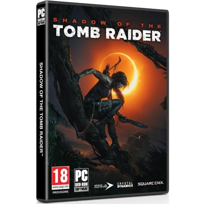 JEU PC Shadow of the Tomb Raider Jeu PC