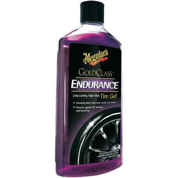 Gel Nettoyant des pneus Meguiars Endurance