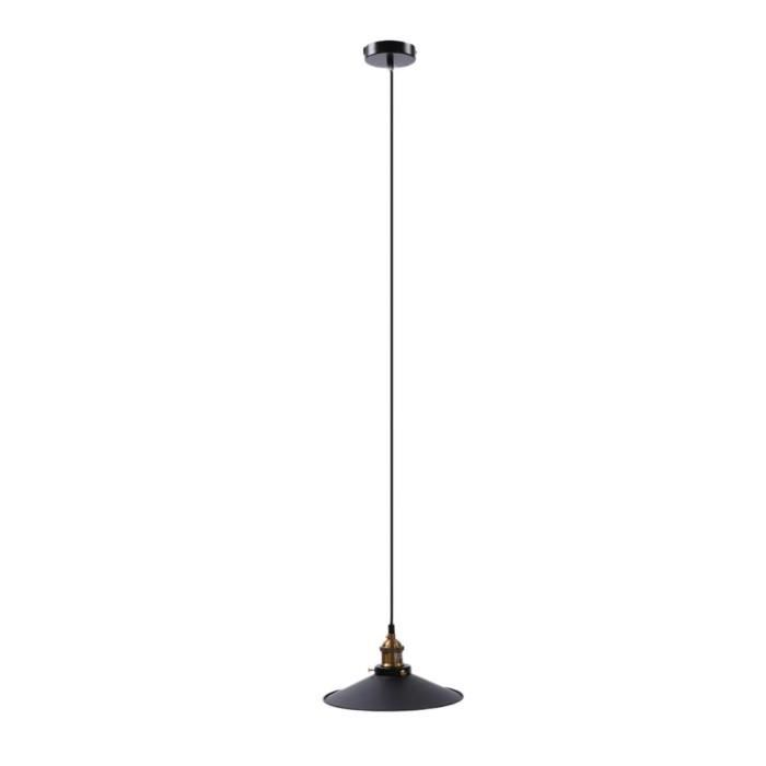 Abat-jour de suspension Vintage industriel plafond en métal suspendu appareils d'éclairage décor-TIP