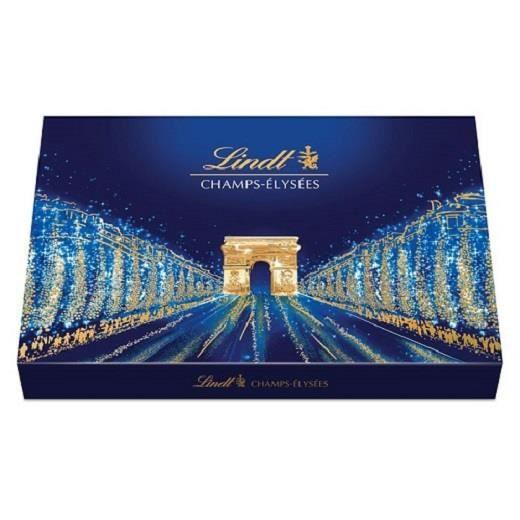 LINDT : Champs-Élysées - Assortiment de bouchées au chocolat