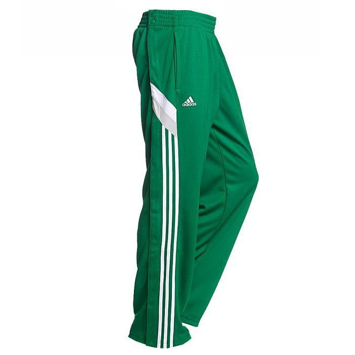 adidas Performance-Pantallon Basketball COMMAND PANT Vert F93797 XXXL