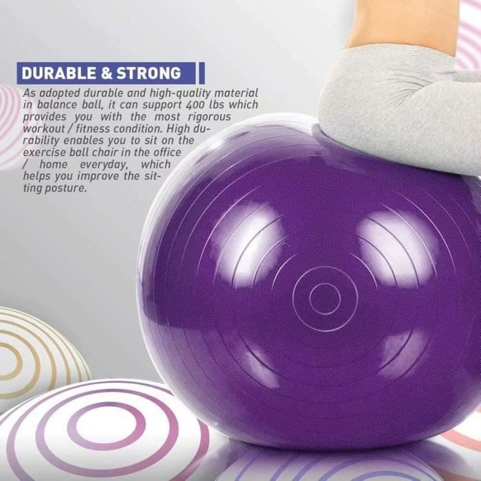SWISS BALL FECV ballon gym swlss ball yoga le fitness ballon yoga ballon de gym ballon de gym swiss ball Training Theacuterapie357