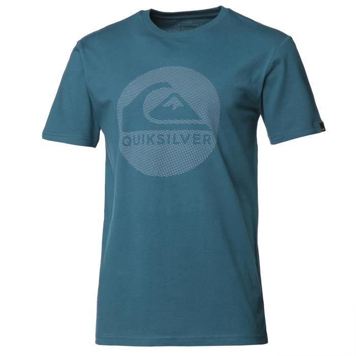 QUIKSILVER T-Shirt Quik Dreams - Homme - Bleu