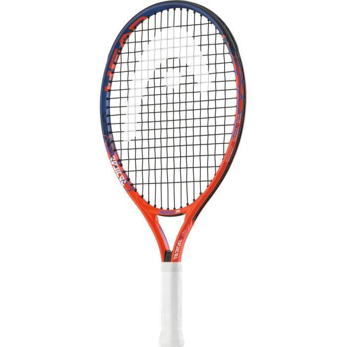 HEAD Radical 19 Raquette de Tennis Enfant, Orange-Bleu