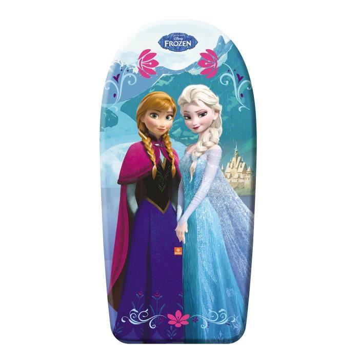 LA REINE DES NEIGES Planche à Vagues body board enfant 94cm - Disney