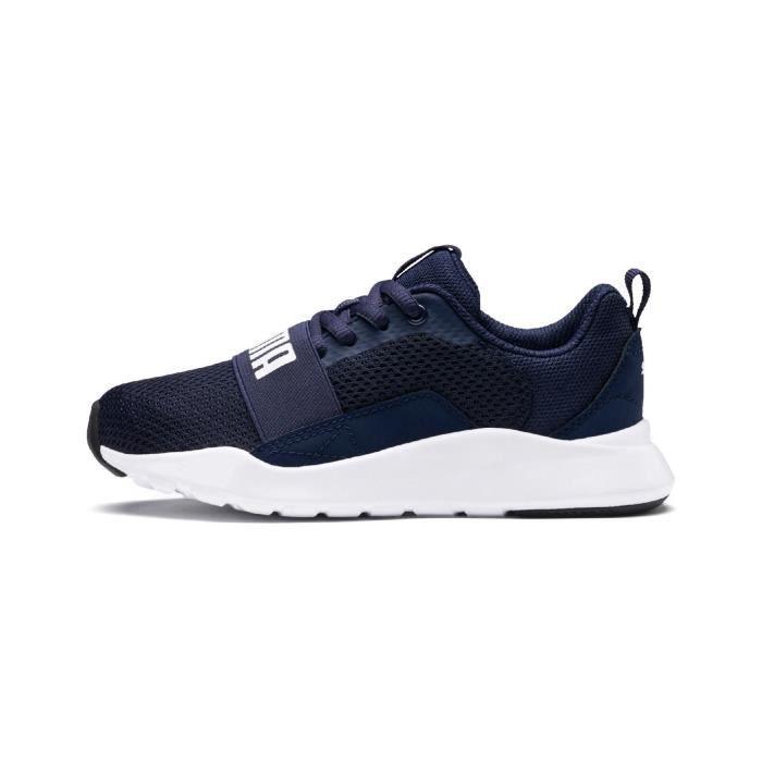 Puma Wired Chaussures de sport Garçon
