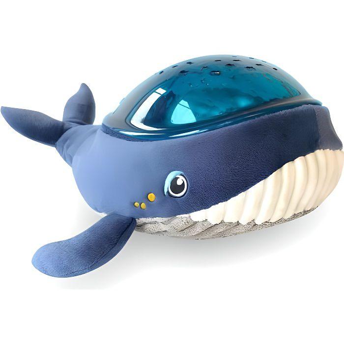 PABOBO Projecteur dynamique baleine Aqua Dream