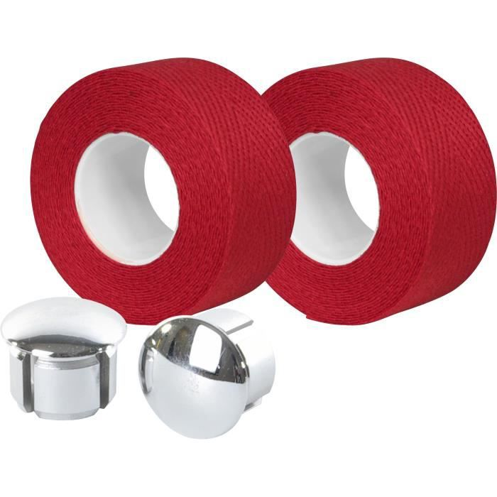 Velox - GUIDOLINE® TRESSOSTAR 90 ROUGE - Couleur:Rouge Color:Rouge Packing:La pair