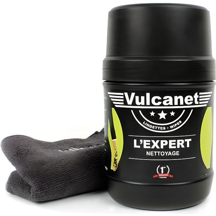 Vulcanet l'expert - lingette de nettoyage vélo