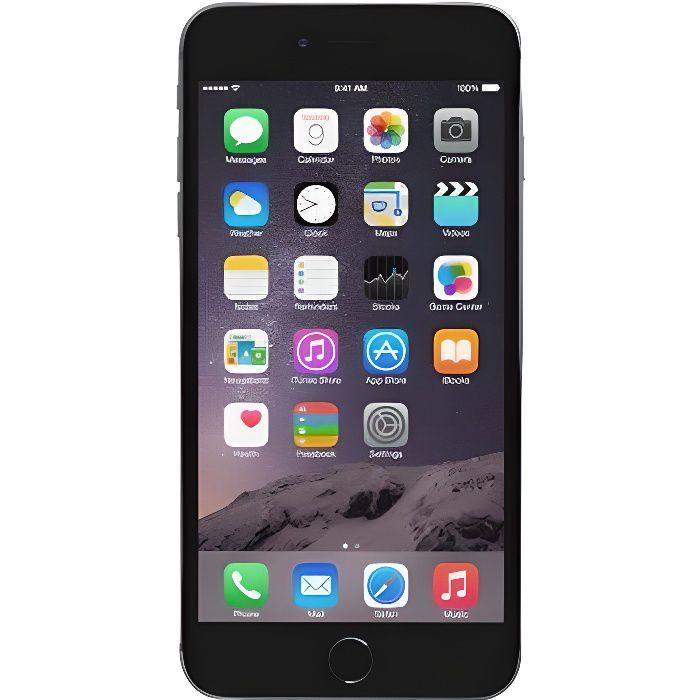 SMARTPHONE Iphone 6 Plus 16Go Gris Sidéral.