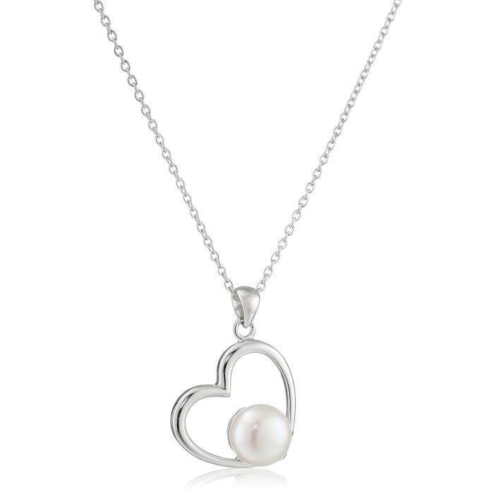 Dangling Heart Pendant Necklace, 17 CSR54
