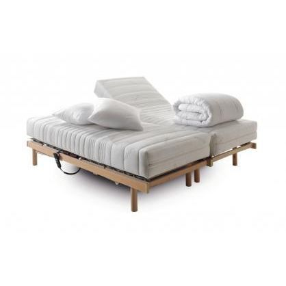 Ensemble literie relaxation pocket lola 90x200cm achat vente ensemble lit - Ensemble literie relaxation ...