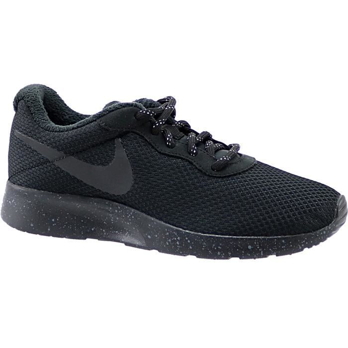 Nike Tanjun SE Wmns 844908 001 Femme Baskets Noir