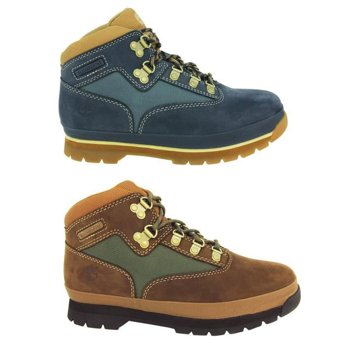 Bottines Enfant Timberland Chaussures C EURO HIKER D2EIWH9Y